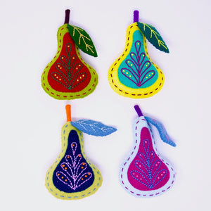 Twelve Days Ornaments Series Stitch-a-Long (deposit)
