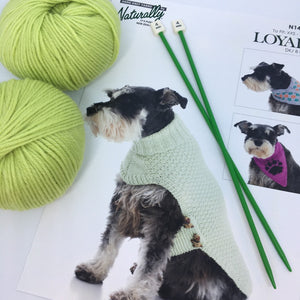 Dog Coat Knitting Pattern