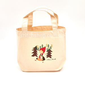 Shinzi Katoh Project Bag - Red Riding Hood (4970212573592)