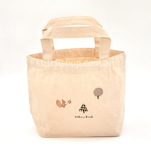 Shinzi Katoh Project Bag - Squirrel (4970212573707)