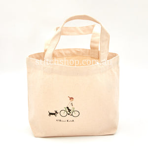 Shinzi Katoh Project Bag - Girl on Bike (4970212573738)