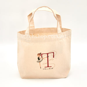 Shinzi Katoh Project Bag - Ballet Letter (4970212574902)