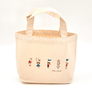 Shinzi Katoh Project Bag - Fun with Flags (4970212574933)