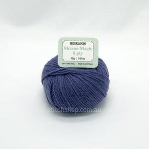 Merino Magic 8ply Wool