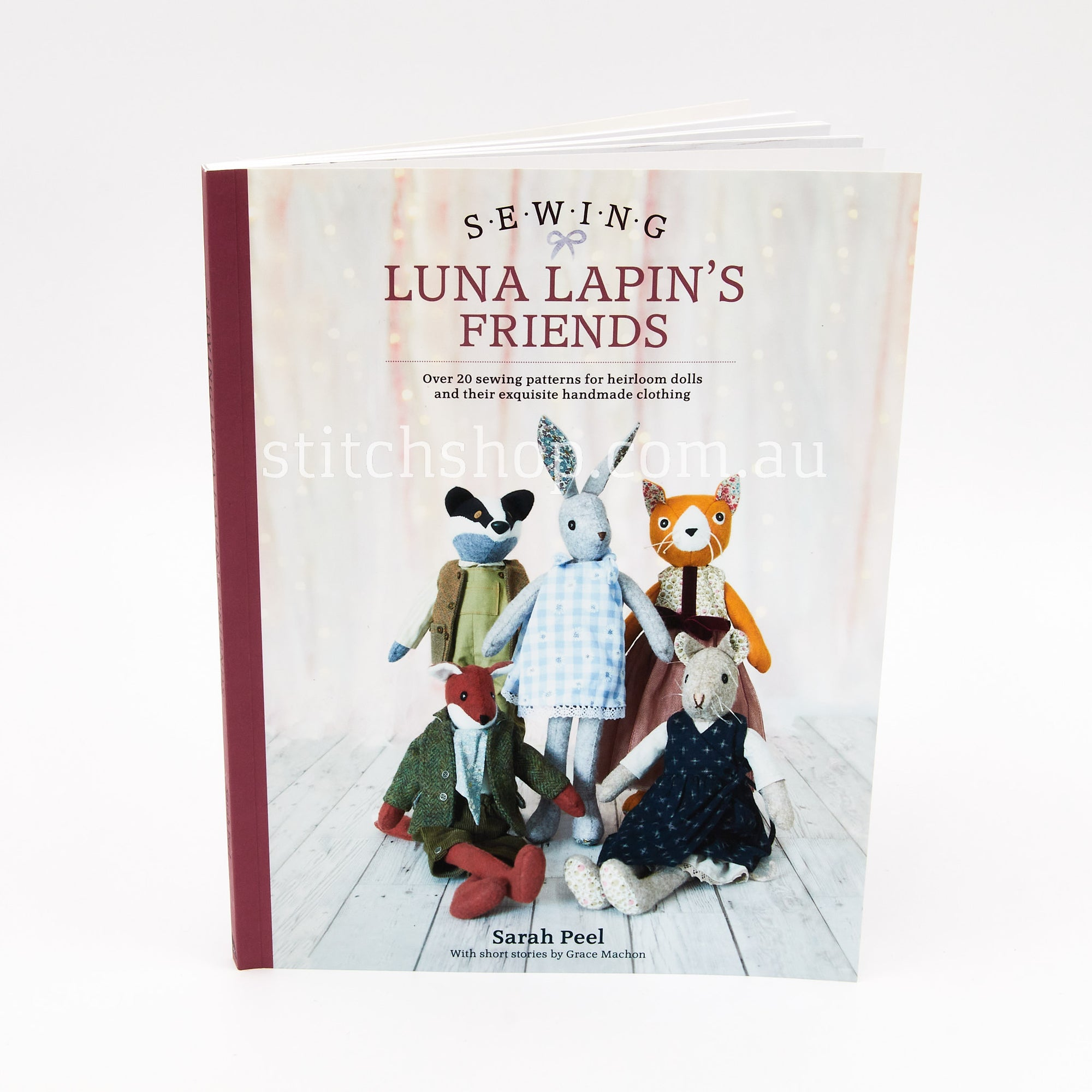 Sewing Luna Lapin's Friends - Default Title (9781446307014)