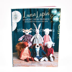Luna Lapin: Making New Friends - Default Title (9781446308240)