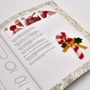 Sew Your Own Felt Advent Calendar - Default Title (9781782214915)