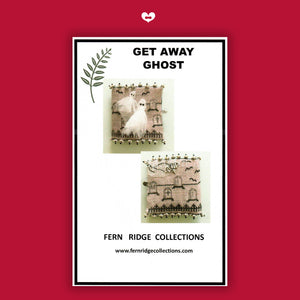 Get Away Ghost Needle Book Kit - Default Title (FRNBGhost)