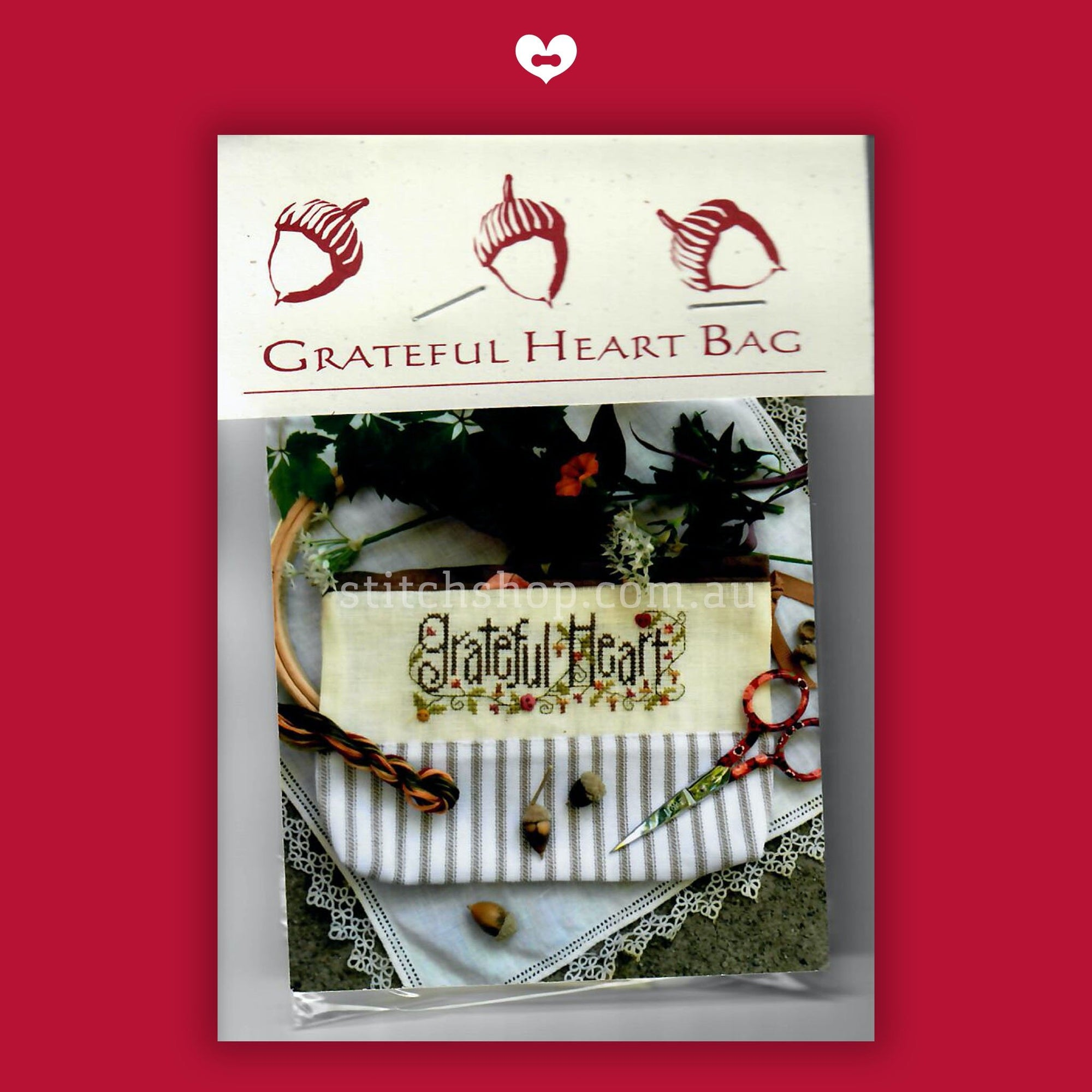 Grateful Heart Bag