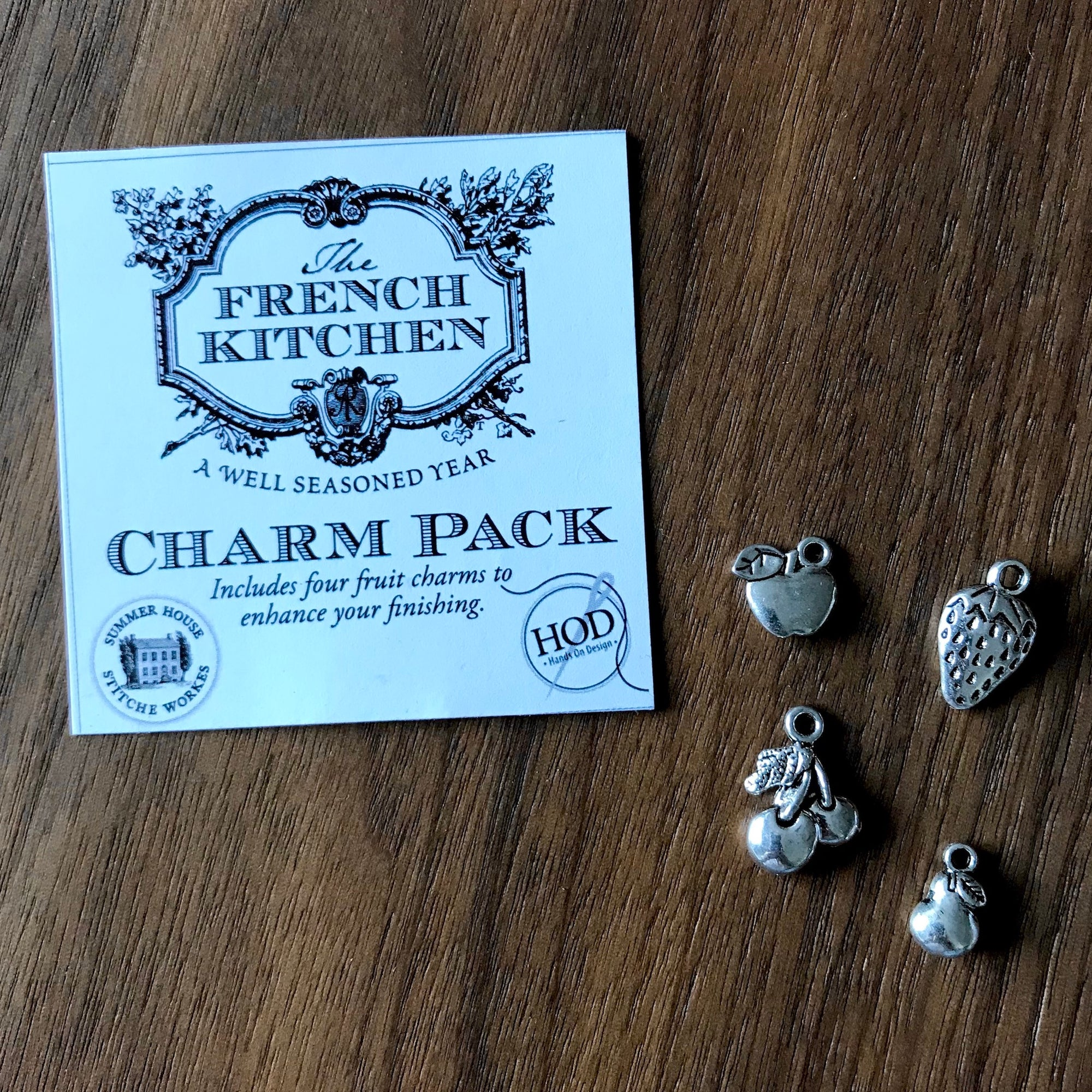 The French Kitchen Charm Pack