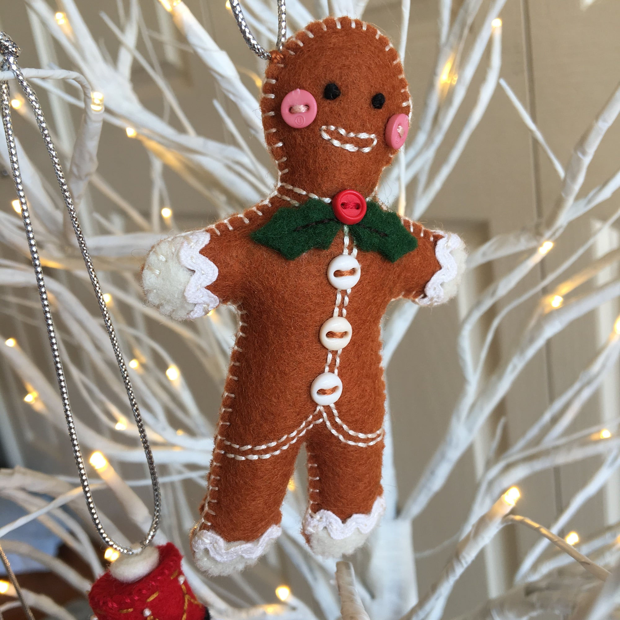 Gingerbread Man Limited Edition Kit by Caroselle Design