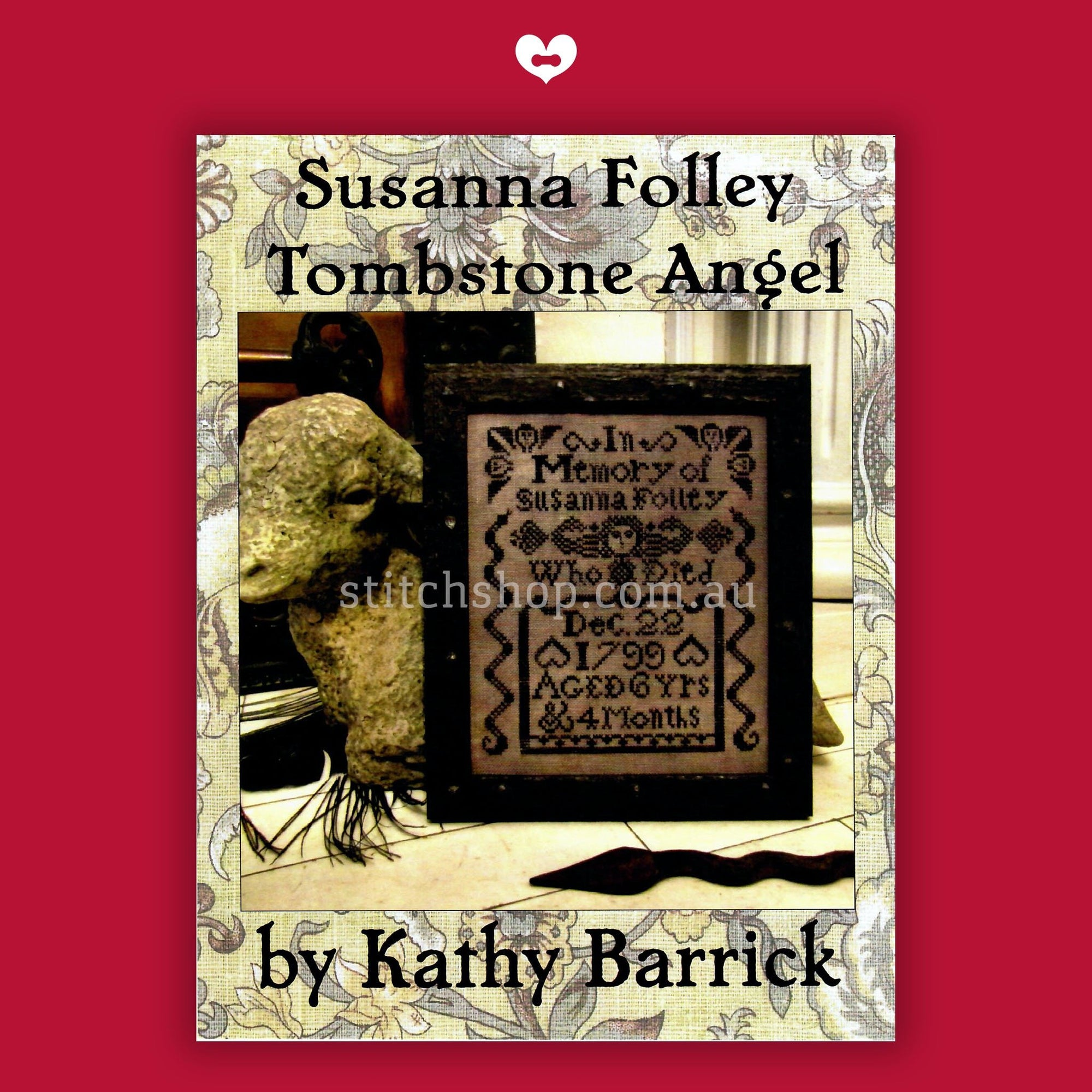 Susanna Folley - Tombstone Angel