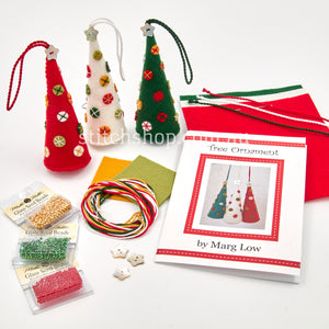Tree Ornament Kit (Deck the Halls)
