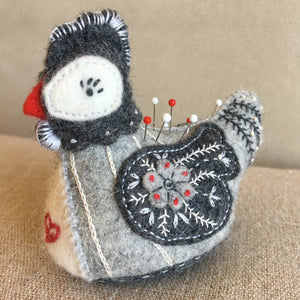 Saturday Crafternoon: Mini Pernilla Pincushion