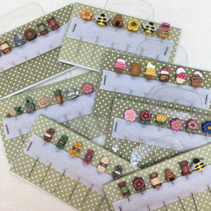 Decorated Pin Sets