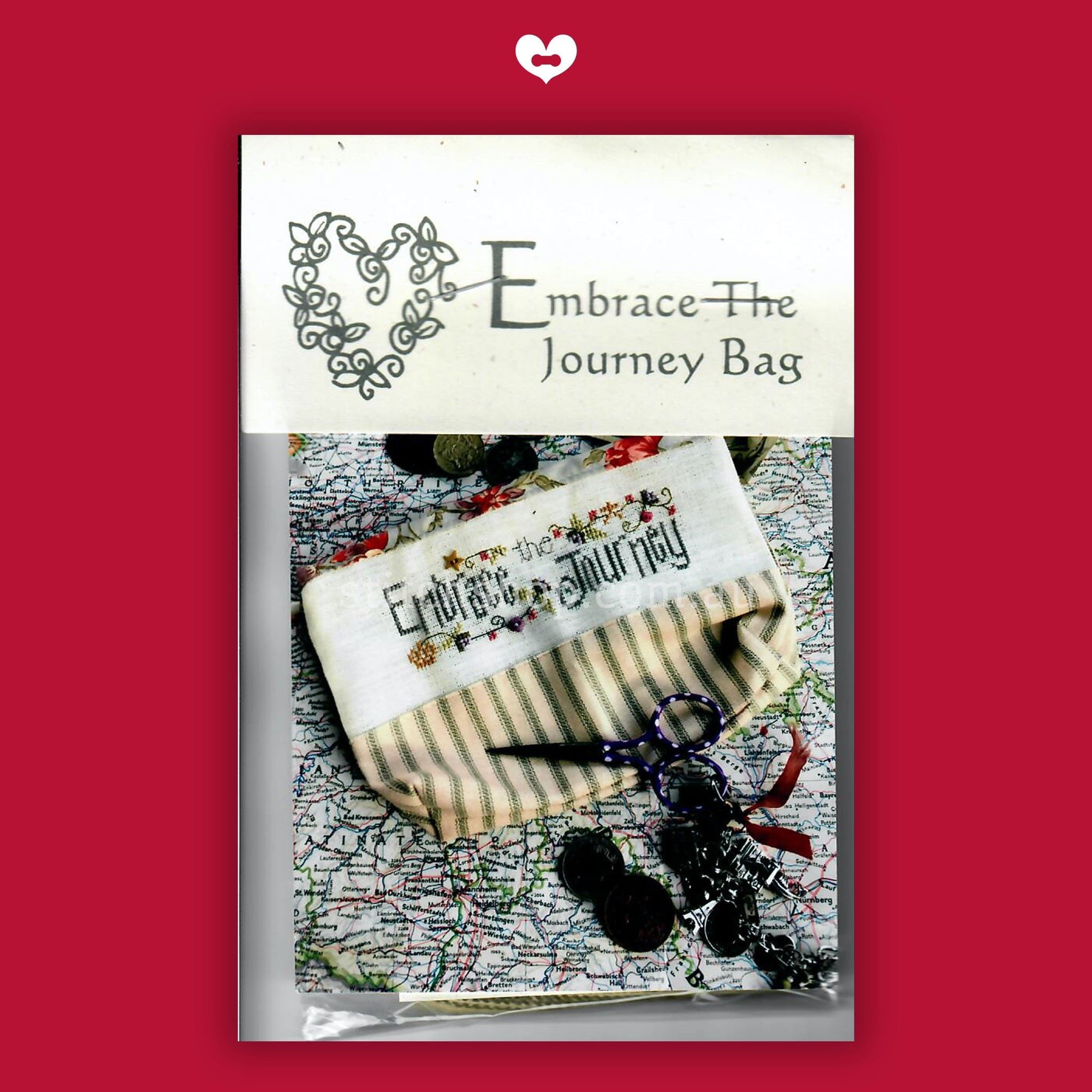 Embrace the Journey Bag