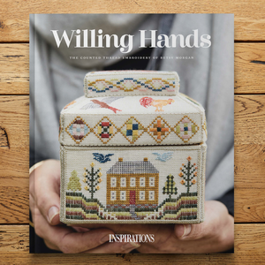 Willing Hands by Betsy Morgan