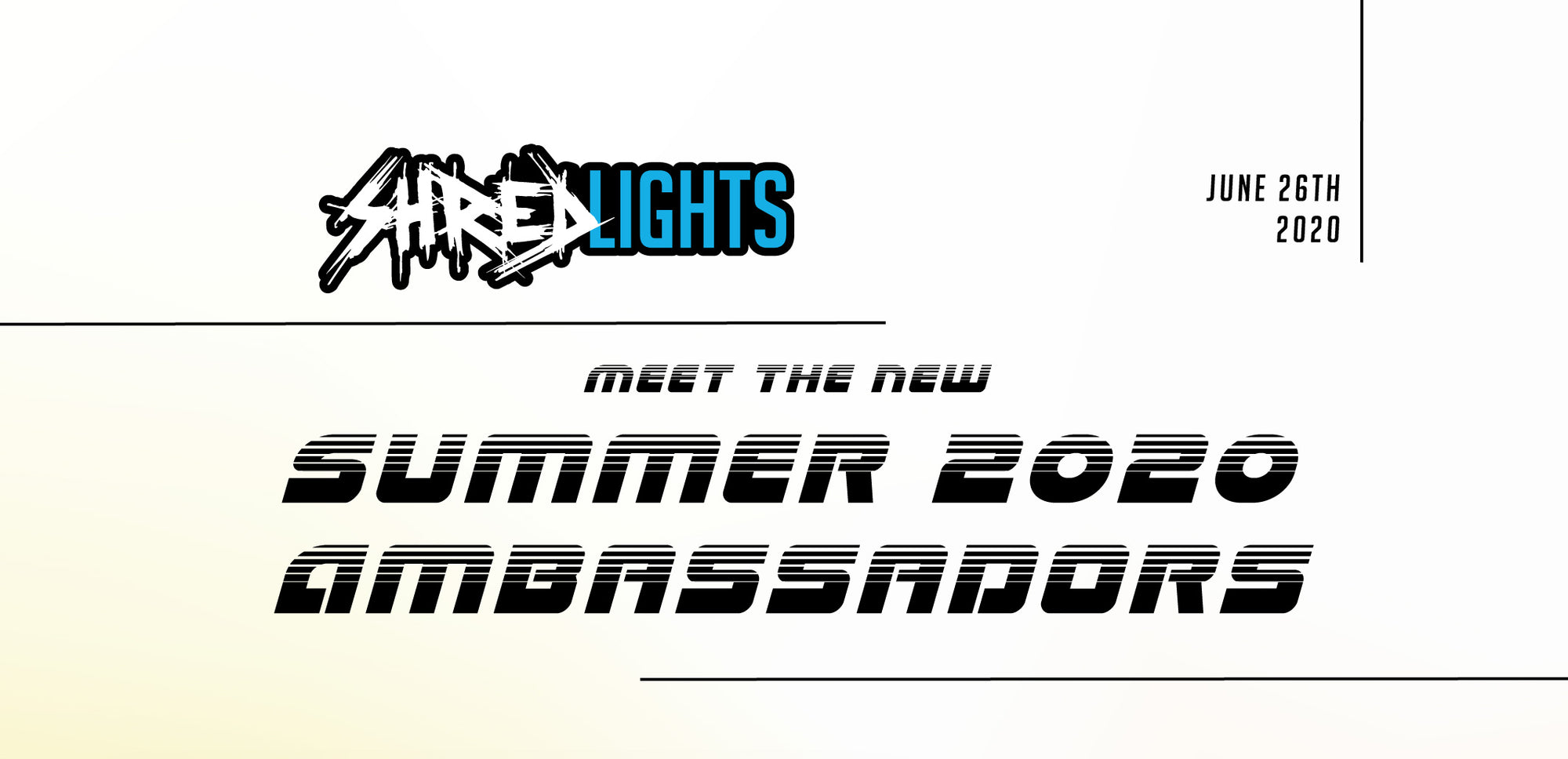 Meet the new Summer 2020 Ambassadors