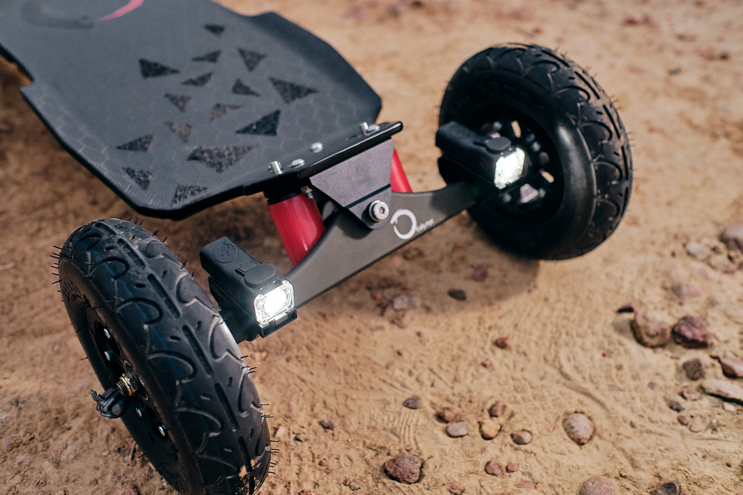 Mountainboard Light Packs