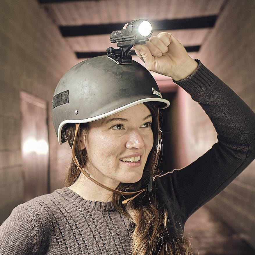 Adjustable Helmet Mount