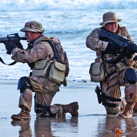 A Navy SEAL Shares 8 secrets to grit and resilience