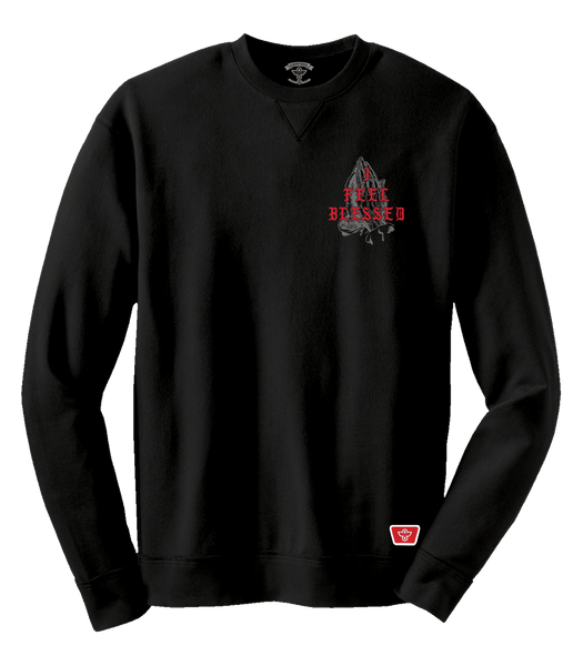 Prayers Up, Blessing Down (Long Sleeve)