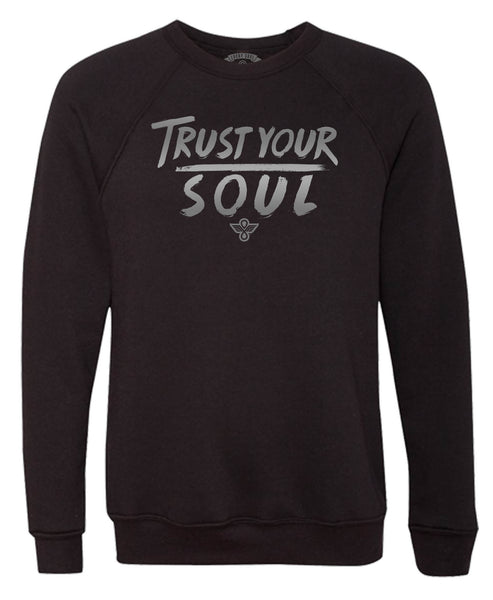 Trust Your Soul (Boyfriend Sweatshirt) - Lucky Soul