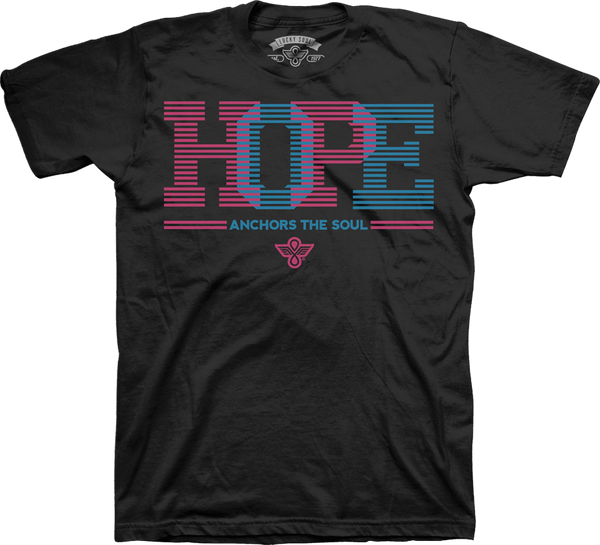 Hope (Unisex) - Donates 25% to Children's Hospital L.A. - Lucky Soul