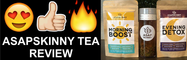 ASAP SKINNY Teatox Review | Official Review About This Product