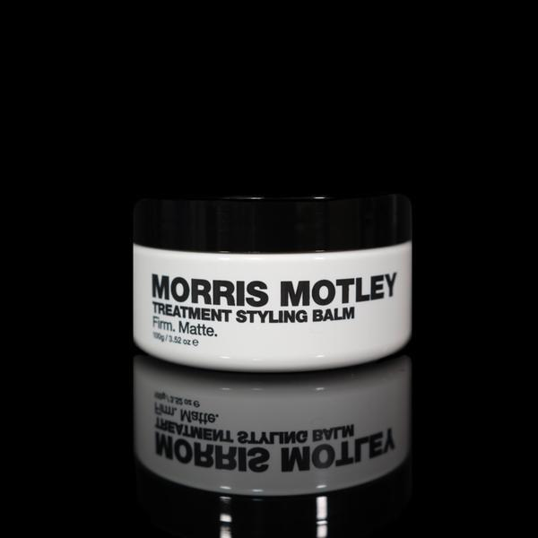 Morris Motley Treatment Styling Balm 啞光高定力髮泥