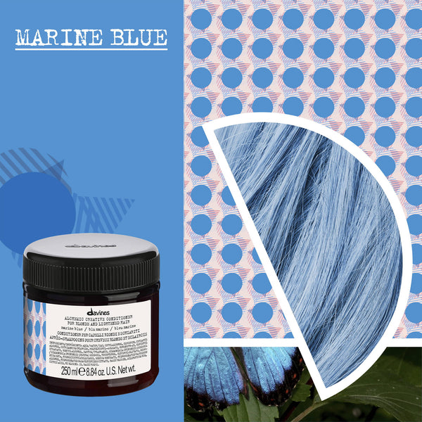 ALCHEMIC Creative Conditioner Marine Blue 藍色護髮素