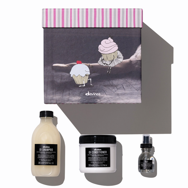 [For Her] Davines Gracious Gift Box