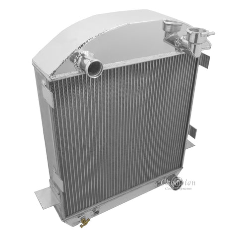 1918 FORD MODEL TT 2.9 L RADIATOR EC1005