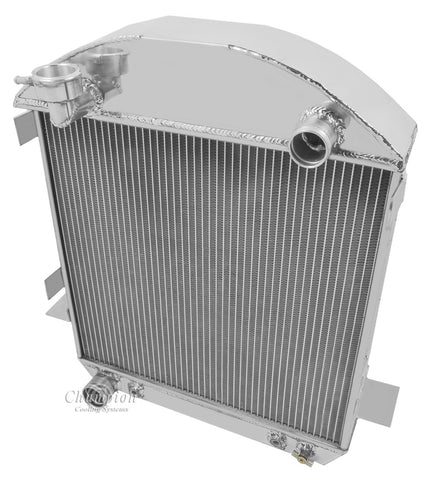 1917 FORD MODEL TT 2.9 L RADIATOR EC1007