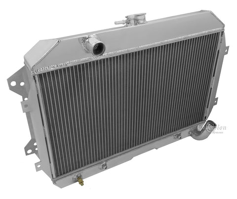 1971 NISSAN 240Z 2.4 L RADIATOR MC110