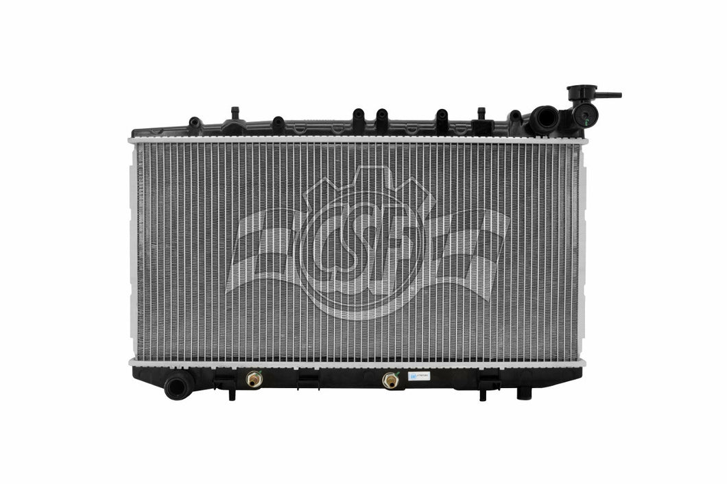 1993 NISSAN NX-COUPE 2.0 L RADIATOR CSF-2459