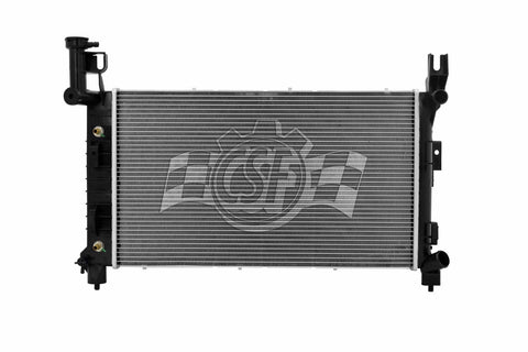 1993 DODGE GRAND CARAVAN 3.3 L RADIATOR CSF-2505