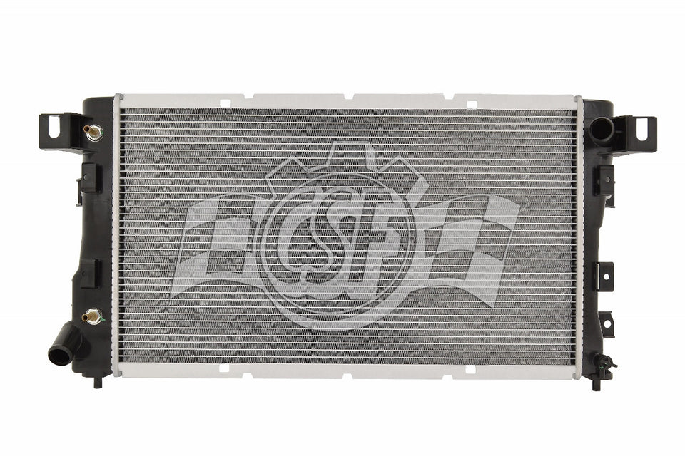 1995 DODGE INTREPID 3.3 L RADIATOR CSF-2512