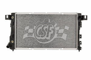 1995 EAGLE VISION 3.5 L RADIATOR CSF-2512