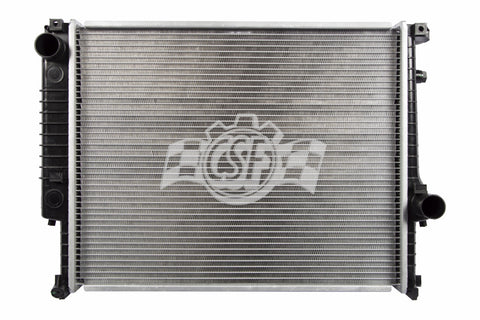1992 BMW 325IS 2.5 L RADIATOR CSF-2526