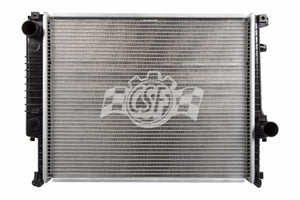 1997 BMW 325IX 2.8 L RADIATOR CSF-2526
