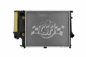 1990 BMW 525I 2.5 L RADIATOR CSF-2527