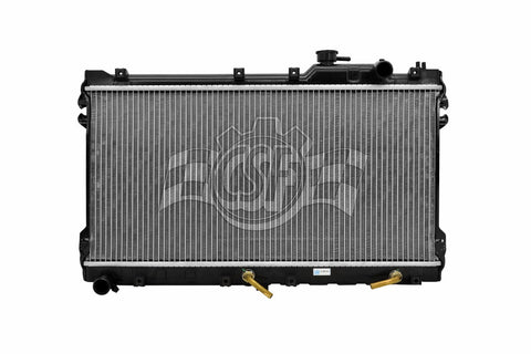 1990 MAZDA MX-5 1.6 L RADIATOR CSF-2808