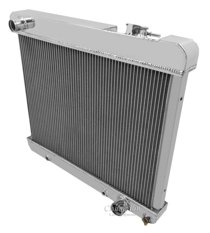 1961 OLDSMOBILE DYNAMIC 6.5 L RADIATOR EC284