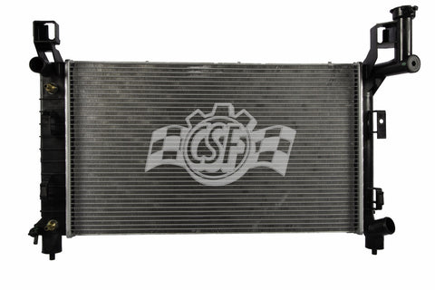 1993 CHRYSLER TOWN AND COUNTRY 3.8 L RADIATOR CSF-3090