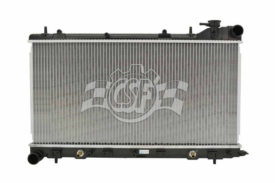 2001 SUBARU FORESTER 2.5 L RADIATOR CSF-3099