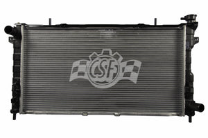 2003 PLYMOUTH GRAND VOYAGER 2.4 L RADIATOR CSF-3110