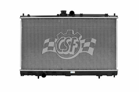 2003 MITSUBISHI LANCER EVOLUTION 2.0 L RADIATOR CSF-3127