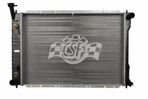 1998 MERCURY VILLAGER 3.0 L RADIATOR CSF-3132