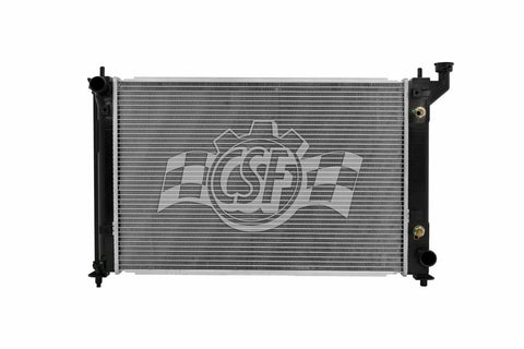 2007 SCION TC 2.4 L RADIATOR CSF-3138